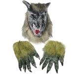 Halloween Mask Wolf Head