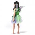 Tinkerbell Girl Fairy Dress Kids Costume