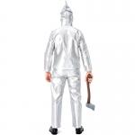 Family Halloween The Wizard Of Oz Costumes Tin Man Style