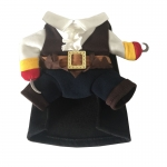 Pet Halloween Costumes Funny Pirate Clothes