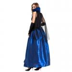 Horror Halloween Costumes Vampire Long Dress
