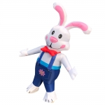 Inflatable Costumes Carnival Rabbit Shape