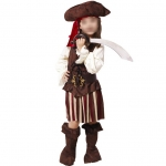Pirate Costume Girls Dress