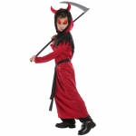 Angel Devil Costumes Halloween Red Kids Kit