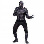 Men Halloween Costumes Spiderman Outfit