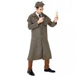 Men Halloween Costumes Sherlock Same Style