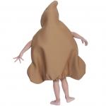 Kids Halloween Costumes Sponge Poop Clothes