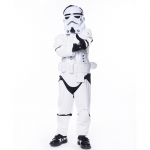 Deluxe Star Wars The Force Awakens Stormtrooper Boy Costume