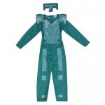 Minecraft Classic Diamond Armor Character Kids Costume