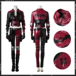 Harley Quinn Costume Injustice 2 Cosplay - Customized