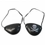 Halloween Decorations Pirates Of The Caribbean Blindfold