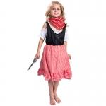 Kids Halloween Costumes Cowboy Dress