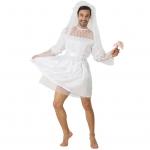 Halloween Costumes Men Wedding Dress