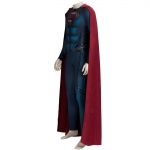 Superman Costome Man of Steel Cosplay - Customized
