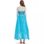 Fairy Tale Queen Blue Women Costume