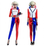 Harley Quinn Halloween Costumes Suicide Squad Clothes
