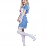 Adults Halloween Costumes Maid Doctor Outfit