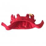 Pet Halloween Costumes Crab Hat