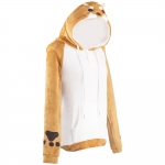 Dog Costumes Lovely Muco Hooded Jacket