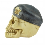 Halloween Decorations Berets Skull