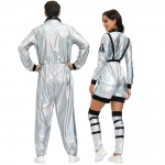Adult Couples Halloween Costumes Wandering Earth Spacesuit