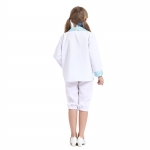 Girls Halloween Costumes Dentist Doctor Clothes