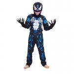 Venom Black Spider Man Kids Costume