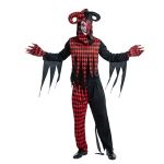 Halloween Costumes Carnival Clown Clothes