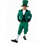 Family Halloween Costumes St Patrick's Day Green Clothes