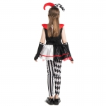 Variety Harlequin Girl Costume
