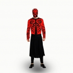 Star Wars Costumes Set Red Devils Cosplay