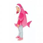 Cute Baby Shark Family Three-Color Optional Kids  Costume