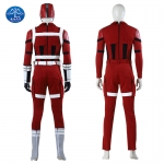 Hero Costumes Red Guardian Cosplay