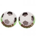 Birthdays Decoration Football Theme Tableware