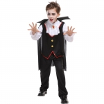 Vampire Halloween Costume Noble