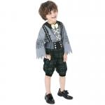 Naughty Ghost Spider Demon Horror Zombie Boy Costume