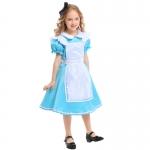Alice in Wonderland Maid Girl Costume