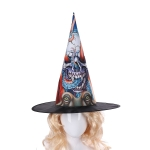 Halloween Props Tapered Witch Hat