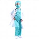 Plague Doctor Costume Kids Cosplay