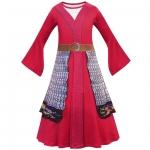 Disney Princess Costumes Mulan Tabard Dress