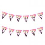 Birthdays Decoration Cartoon Panda Pattern Tableware