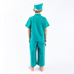 Boys Halloween Costumes Surgeon Surgical Gown