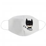 Halloween Face Mask Batman Style