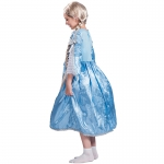 Disney Halloween Costumes Princess Elsa Dress