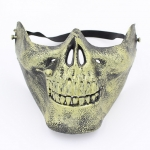 Halloween Mask Field Army Grimace Mask