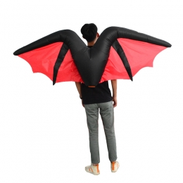 Inflatable Costumes Devil Wings