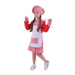 Chef Uniform for Kids Cosplay