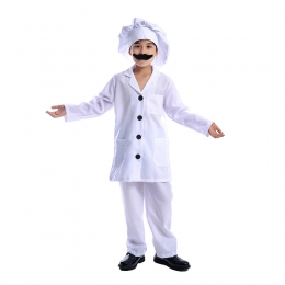 Child Chef Boy Costume