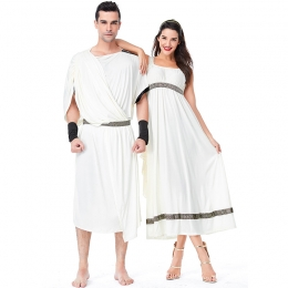 Couples Halloween Costumes Mythology Corset Style