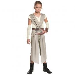 Star Wars The Force Awakens Rey Girl Costume